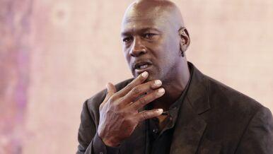 Jordan walczy o równość rasową i sprawiedliwość społeczną. Przekaże fortunę