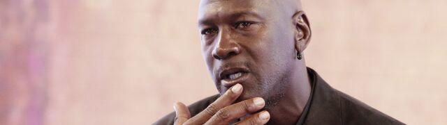 Michael Jordan we łzach. Ufundował szpital dla najuboższych