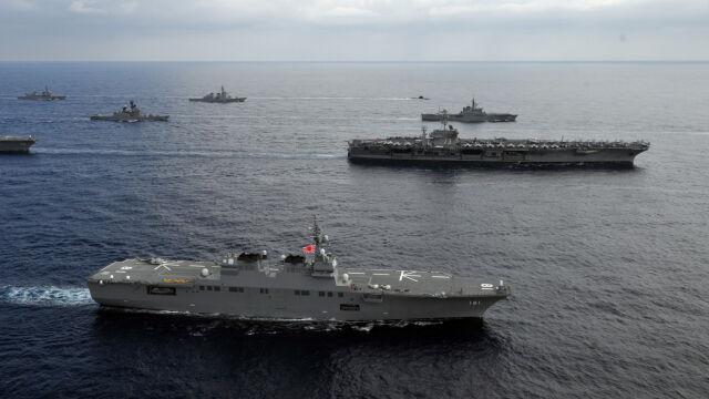 Tokio chce wysłać okręty na Bliski Wschód.
