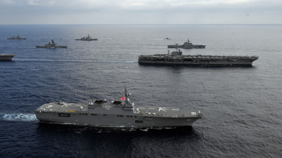 """Tokio chce wysłać okręty na Bliski Wschód. """"Japonia będzie podejmować własne wysiłki"""""""