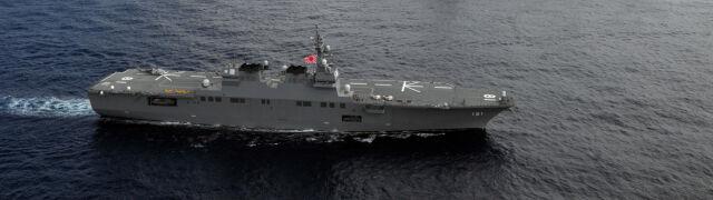 Tokio chce wysłać okręty na Bliski Wschód
