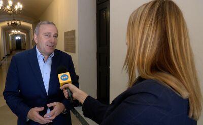 Grzegorz Schetyna i Małgorzata Kidawa-Błońska o zmianie szefa Platformy Obywatelskiej