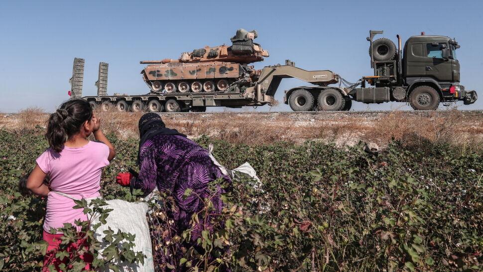 """""""Żadne drzwi nie były wyważone"""". Turcja oskarża Kurdów o wypuszczenie dżihadystów"""