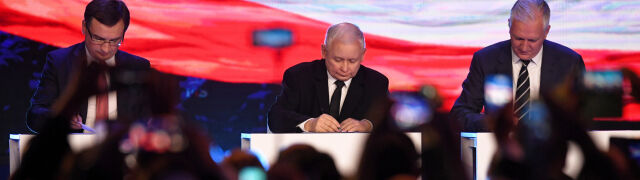 """""""Kaczyński nie będzie w stanie utrzymać wszystkich buldogów"""""""
