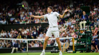 Hurkacz z Berrettinim w półfinale Wimbledonu. Znamy godzinę meczu