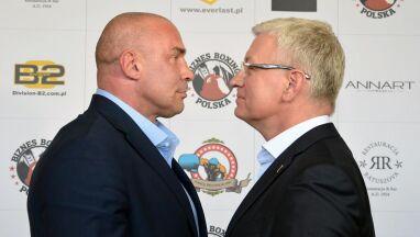 Saleta wraca na ring. Powalczy z... prezydentem Poznania