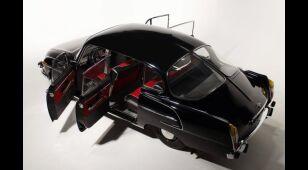 Zabytkowa Tatra 603 na aukcji