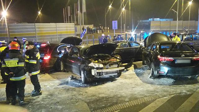 Śledztwo w sprawie spowodowania przez żołnierza wypadku z udziałem auta szefa MON