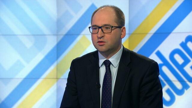 """""""Saryusz-Wolski niewątpliwie góruje nad przewodniczącym Tuskiem"""""""