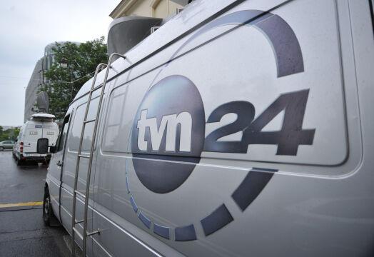 18 lat TVN24