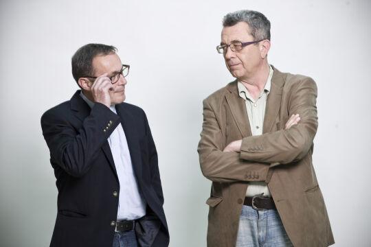 Tomasz Sianecki i Grzegorz Miecugow