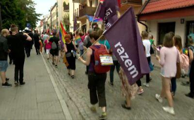 Pierwszy Marsz Równości w sobotę w Płocku