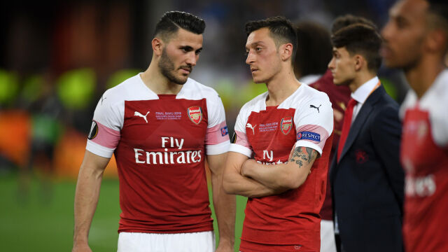 Zaatakował piłkarzy Arsenalu. Długo nie wyjdzie z więzienia