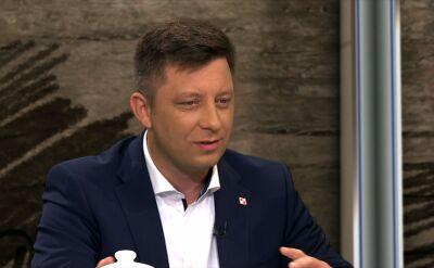 Michał Dworczyk zapowiada prace nad ustawą dotyczącą lotów najważniejszych osób w państwie