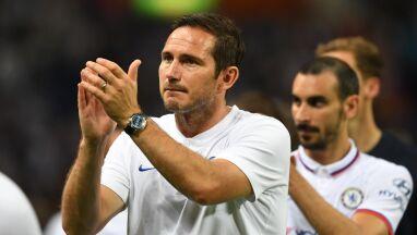 Lampard widzi pozytywy w laniu od Manchesteru United