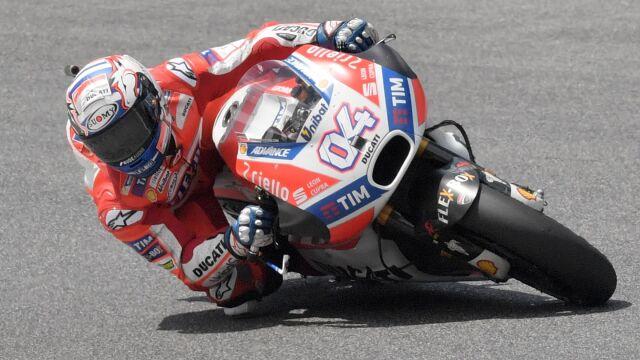 Dovizioso wygrał Grand Prix Austrii. Udany weekend braci Marquezów