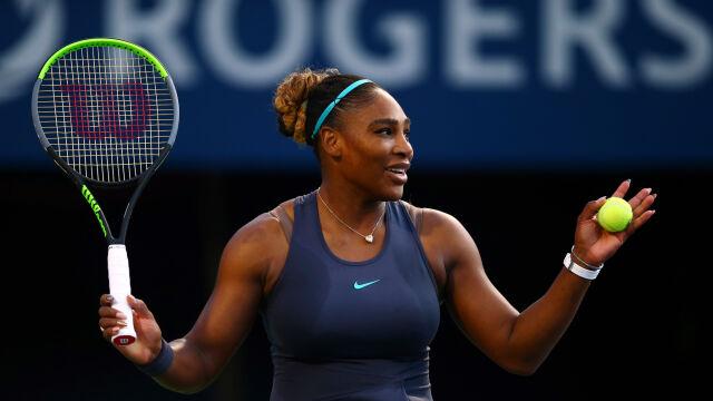 Williams wzięła rewanż za finał US Open, który zakończył się skandalem