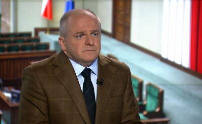 Paweł Kowal o starcie w wyborach parlamentarnych z list Koalicji Obywatelskiej
