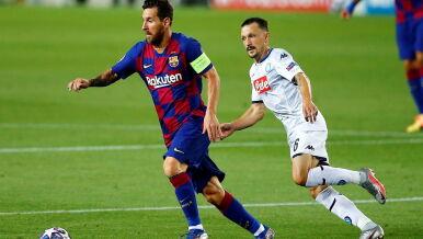 """Messi upolował rekordową liczbę """"ofiar"""" w Lidze Mistrzów"""