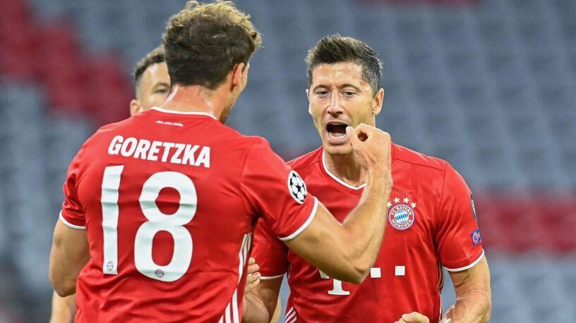 Gol za golem. Lewandowski wkroczył do elitarnego klubu