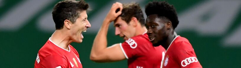 Eksperci oceniają: Liga Mistrzów dla Bayernu, MVP dla Lewandowskiego