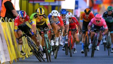 Kara dla kolarza, który spowodował dramatyczny wypadek na Tour de Pologne