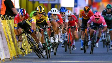 Kolarz, który w Tour de Pologne otarł się o śmierć, jest już w domu.