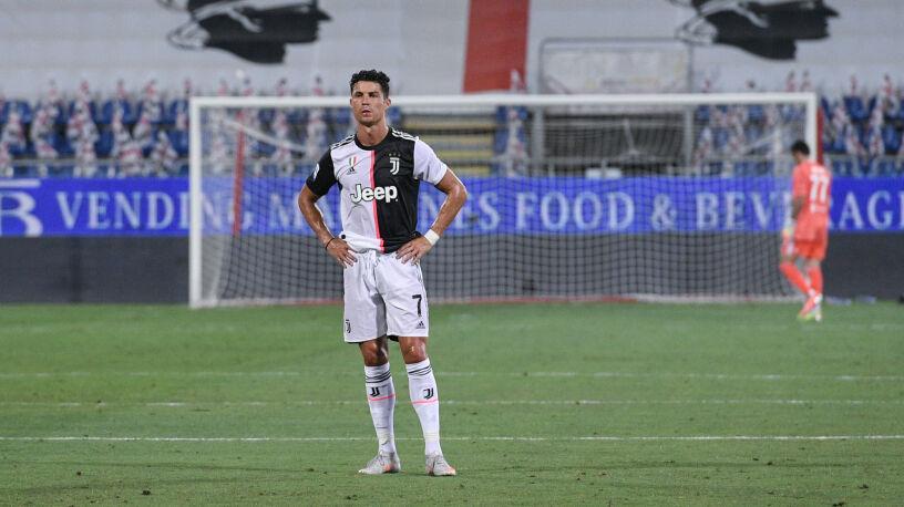 """FF"": Ronaldo chciał odejść z Juventusu"
