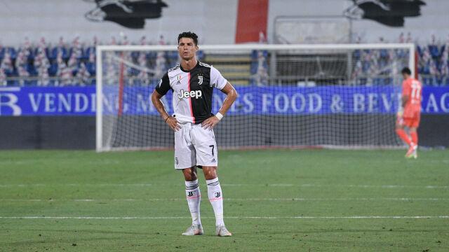 """France Football"": Turyn to nie Madryt. Ronaldo chciał odejść z Juventusu"
