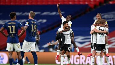 Gole dopiero w dogrywce. Fulham wraca do Premier League
