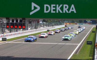 Mueller wygrał pierwszy wyścig w nowym sezonie DTM, Kubica 14.