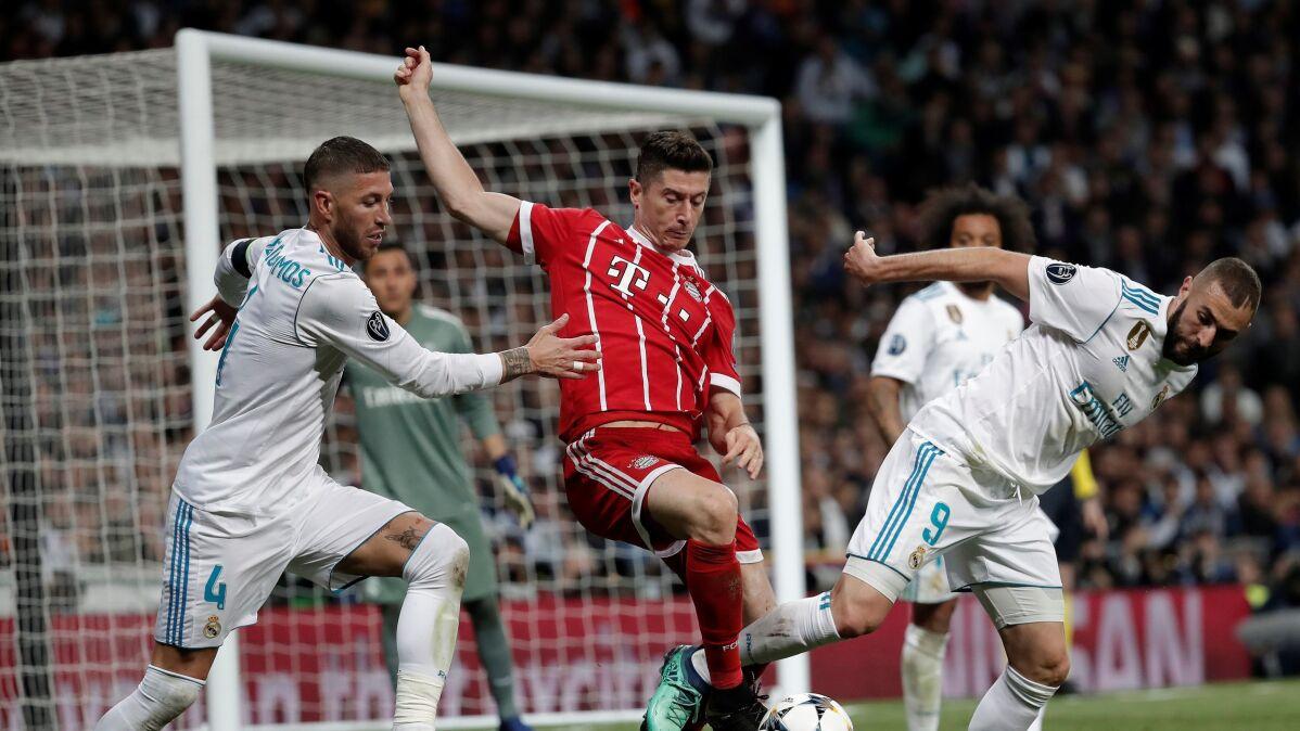 """Lewandowski wolał pewną grę od milionów Realu. """"Rozumiał, że Bayern był najlepszym wyborem"""""""