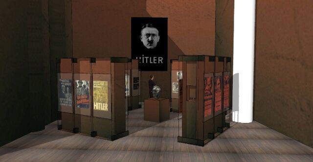 Projekt opisujący nazizm podczas II WŚ