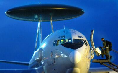 Misja E-3 AWACS w mniej niż trzy minuty
