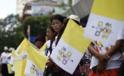 Papież Franciszek odwiedza Birmę, jeden z najbiedniejszych krajów na świecie