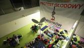 Protest silny determinacją