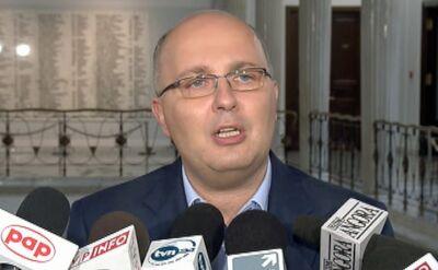 Robert Kropiwnicki z PO jest zdziwiony decyzją NSA
