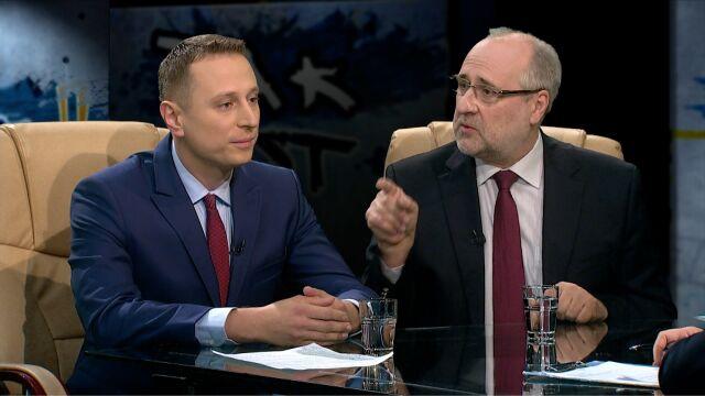 """Krzysztof Brejza uważa, że reforma sądów to """"bój o stołki"""""""