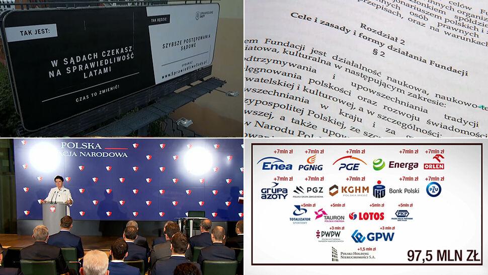 """""""Żałosna próba dostosowania celów do działalności"""". Polska Fundacja Narodowa zmieniła statut"""