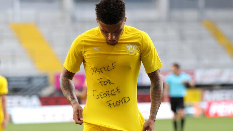 Prezydent FIFA zachęca piłkarzy do manifestacji w ważnych społecznie sprawach