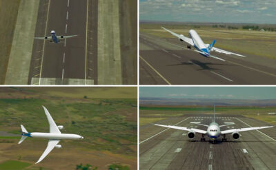 Szaleńcze wyczyny Dreamlinera