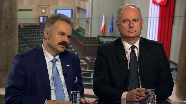 """""""Mamy twarz premiera, który się cieszy, że Kubica złamał rękę"""""""
