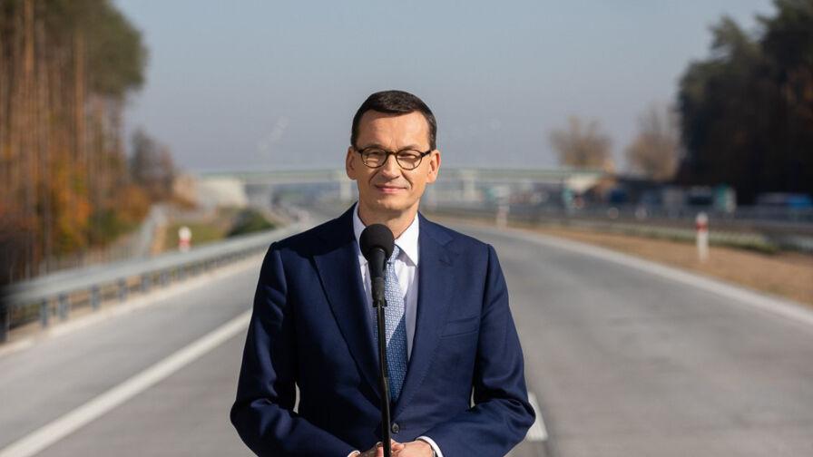 """Jak nagrania wpłynęły na postrzeganie premiera Morawieckiego? Sondaż dla """"Faktów"""" TVN i TVN24"""