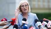 Rzeczniczka rządu o zakończeniu protestu w Sejmie