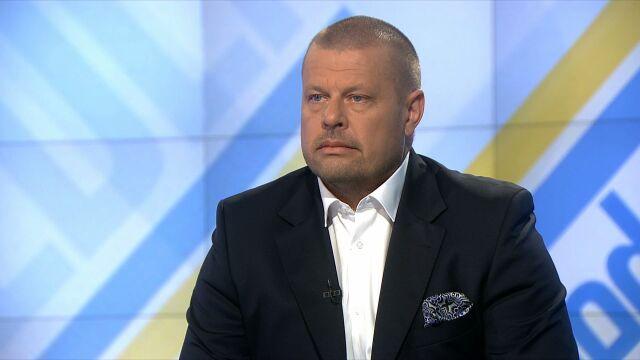 """Zbigniew Maj był gościem """"Jeden na jeden"""" w TVN24"""