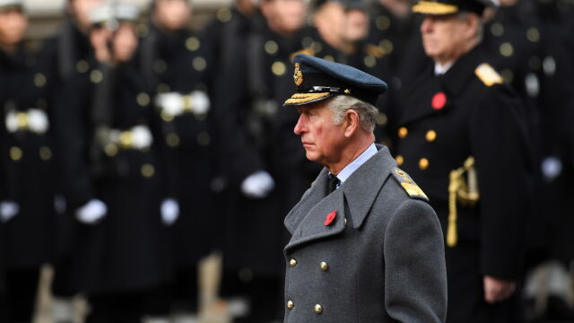 The Prince Charles: If I become king, I will behave differently.