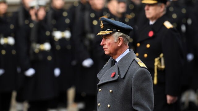 "The Prince Charles: If I become king, I will behave differently. ""no ="" ""I & n;"" = yes = """" g = """