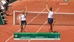Krejcikova i Siniakova pokonały parę Linette/Pera w półfinale French Open