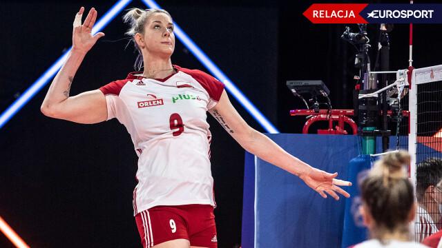 Polska - Holandia: wynik na żywo i relacja live - Liga Narodów kobiet 2021 | Eurosport w TVN24 - w Sport TVN24