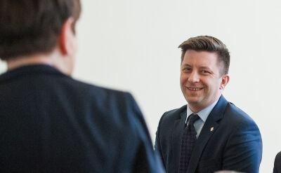 Dworczyk: trzeba wierzyć, że TSUE zachowa się racjonalnie i nie dojdzie do konfrontacji z Polską